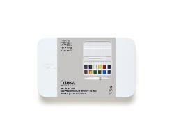 W&N Cotman Water Colour Brush Pen Set