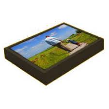 Combiframe schilderijlijst zwart 100cm