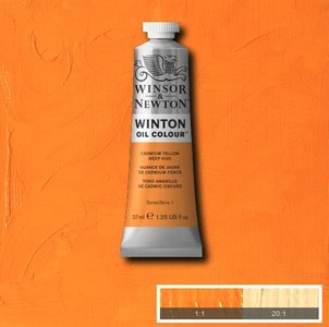 Winton 37ML 115 Cadmium Yellow Deep Hue 46