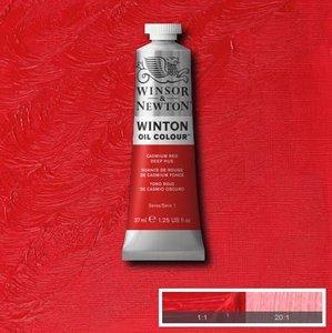 Winton 37ML 098 Cadmium Red Deep Hue 6