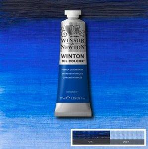 Winton 37ML 263 French Ultramarine 21