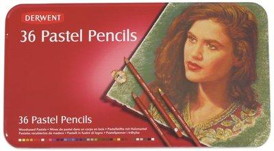 Derwent 36 Pastel potloden