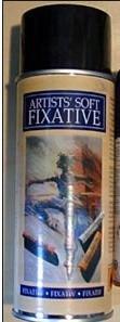 Artist Soft Fixative