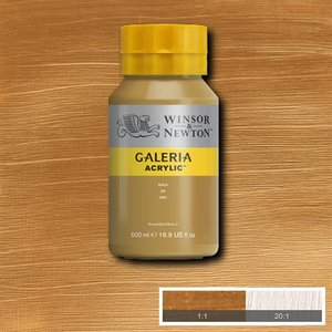 Galeria 283 Acrylverf Metallic Gold 500ml