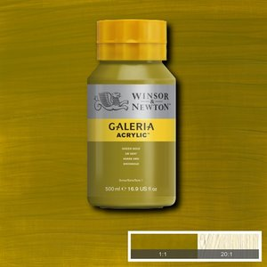 Galeria 294 Acrylverf Green Gold 500ml