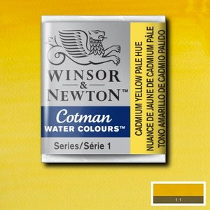 Cadmium Yellow Pale Hue 119 HP