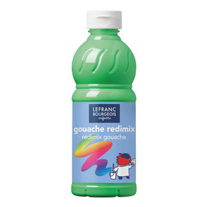 L&B Plakkaatverf Redimix Light Green 1L
