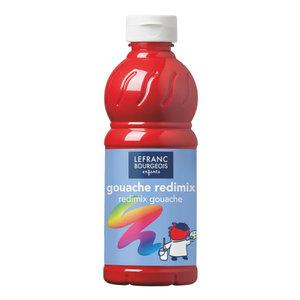 L&B Plakkaatverf Redimix Carmine Red 1L