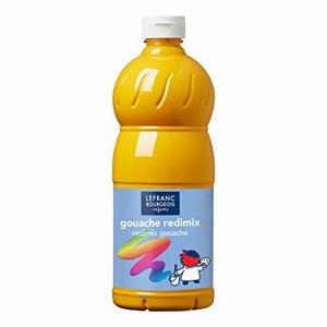 L&B Plakkaatverf Redimix Gold Yellow 1L