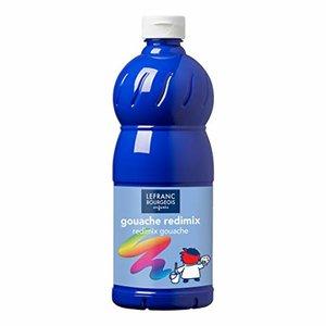L&B Plakkaatverf Redimix Cobalt Blue Hue 1L