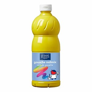 L&B Plakkaatverf Redimix Primary Yellow 500ml