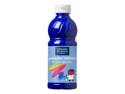 L&B Plakkaatverf Redimix Brilliant Blue 500ml