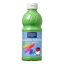L&B Plakkaatverf Redimix Fluorescent Green 500ml