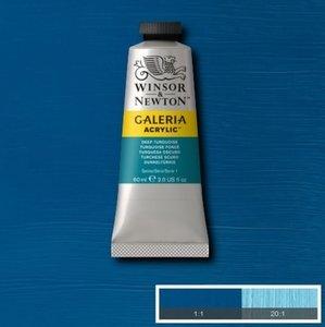 Galeria 120ml 232 Acrylverf Deep Turquoise