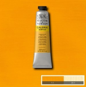 Galeria 120ml 115 Acrylverf Cadmium Yellow Deep Hue