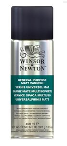 Winsor&Newton General Purpose Matte Vernis