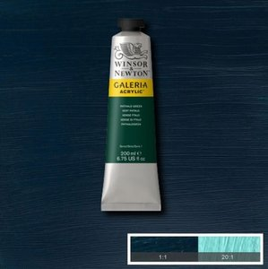 Galeria 120ml 522 Acrylverf Phthalo Green