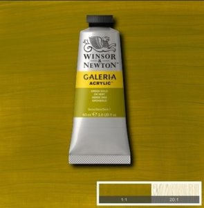 Galeria 120ml 294 Acrylverf Green Gold