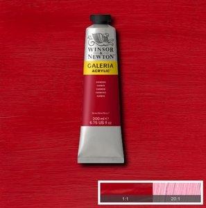 Galeria 120ml 203 Acrylverf Crimson