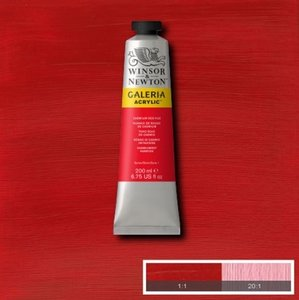 Galeria 120ml 095 Acrylverf Cadmium Red