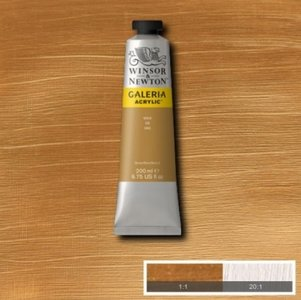 Galeria 120 ml 283 Acrylverf Metallic Gold