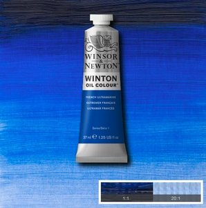 Winton 37ML 263 French Ultramarine 21