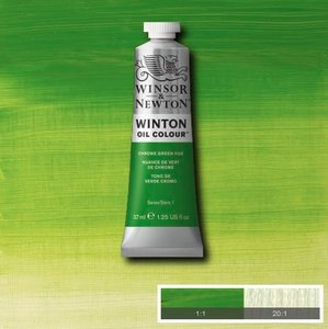 Winton 37ML 145 Chrome Green Hue 11