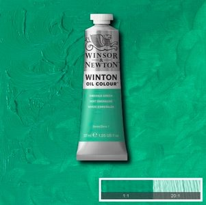 Winton 37ML 241 Emerald Green 18