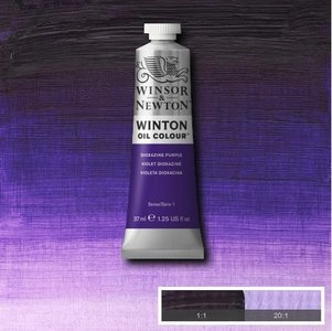 Winton 37ML 229 Dioxazine Purple 47