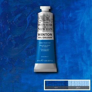 Winton 37ML 179 Cobalt Blue Hue 15