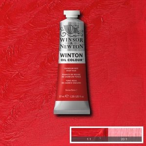 Winton 37ML 098 Cadmium Red Deep Hue 6