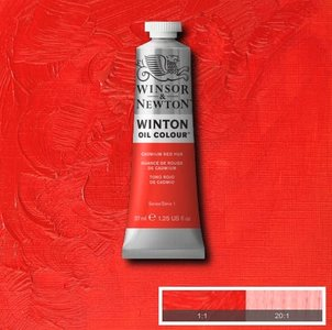 Winton 37ML 095 Cadmium Red Hue 5