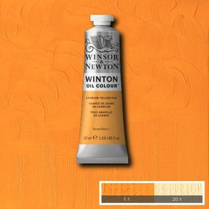 Winton 37ML 109 Cadmium Yellow Hue 9