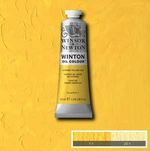 Winton 37ML 149 Chrome Yellow Hue 13