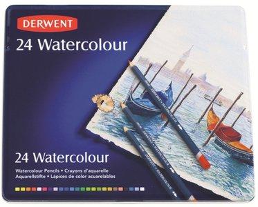 Derwent 24 Watercolour potloden