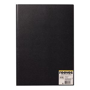 Reeves Sketchbook Hardback 96G A4 80P