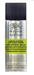Winsor&Newton General Purpose High Gloss Vernis