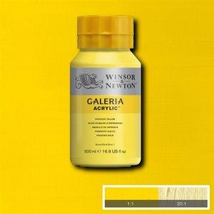 Galeria 537 Acrylverf Process Yellow 500ml