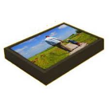Combiframe schilderijlijst zwart 18cm