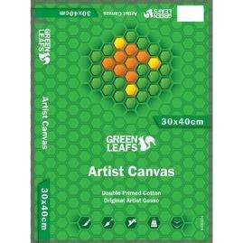 Schildersdoek Greenleafs 50x60