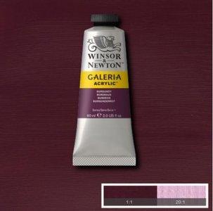 Galeria 120ml 075 Acrylverf Burgundy