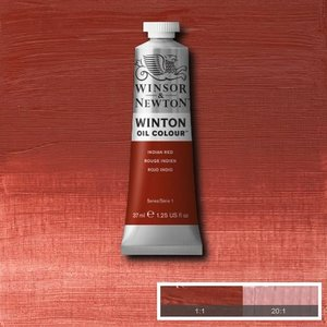 Winton 200ML 317 Indian Red 23