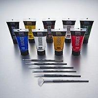 Liquitex Basics Acrylic starter box set