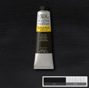 Galeria 120ml 331 Acrylverf Ivory Black