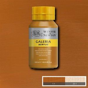 Galeria 553 Acrylverf Raw Sienna Opaque 500ml