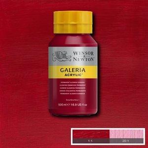 Galeria 466 Acrylverf Permanent Alizarin Crimson 500ml