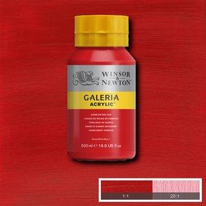 Galeria 095 Acrylverf Cadmium Red 500ml