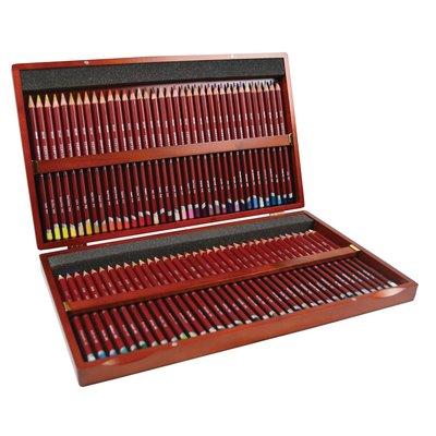 Pastel Woodbox Derwent 72-Delig