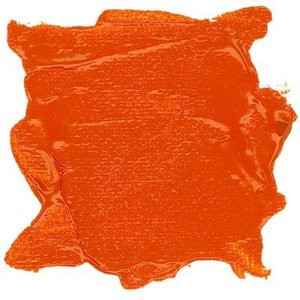 Reeves Acrylic Verf orange 400ml