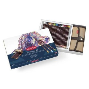 Derwent Wrap Set 24 Coloursoft potloden
